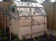 Garden Folly - Wisa, Spruce and Ply, The Sustainable Wendy House