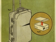 Retro packing, Illustration