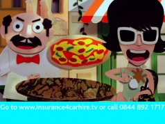 insurance4carhire, Animation