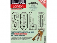 Time Out Cover, Illustration