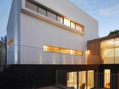 Hendon House, New build modern residence