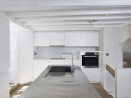 Pond Square, Bespoke Kitchen