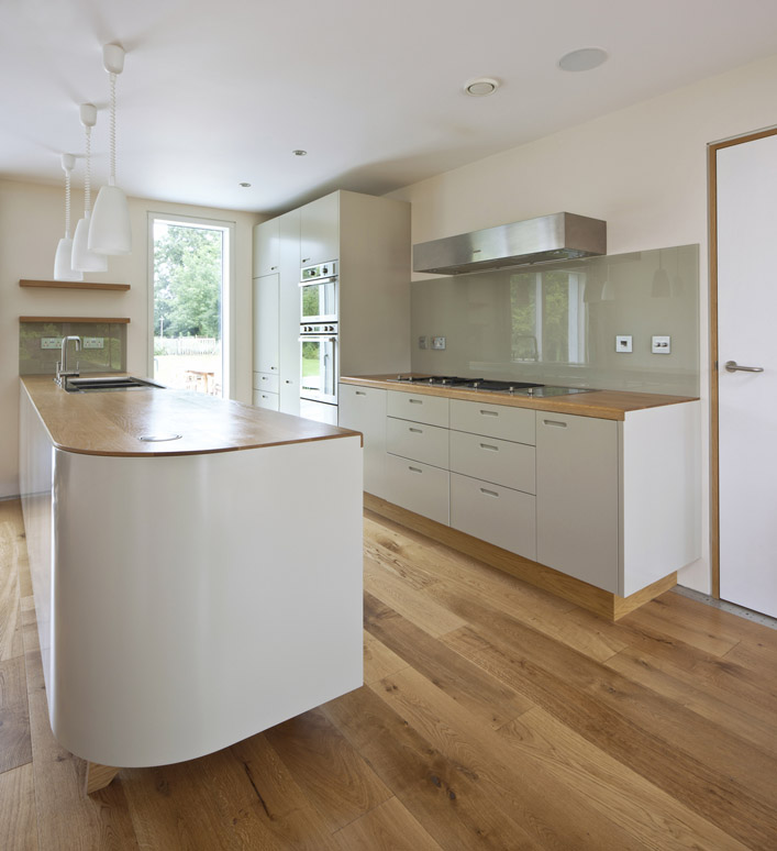 Home Designs October 2012: Kitchen Featured On Grand Designs